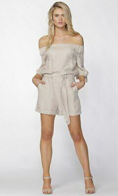 Etenia Playsuit by FATE + BECKER