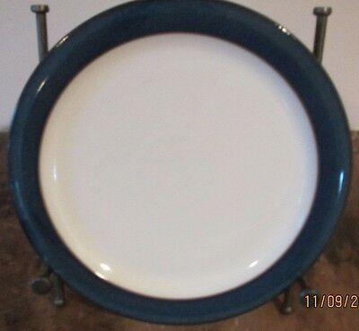 Denby-Langley  Boston  China Blue  8 3/4 Inch salad Plate(s).Very Good Condition
