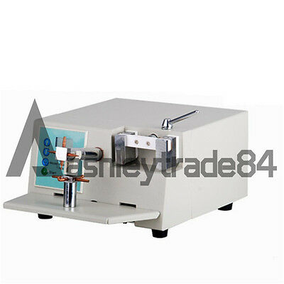 Dental Lab Equipment HL-WD2 Spot Welding Orthodontic Machine Heat Treatment 110V