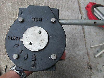SIP Butterfly Valve 10 bar Stainless Disc  Brand new condition - GG25 body