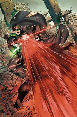 Hal Jordan And The Green Lantern Corps #50 - Dc Universe - Release Date 08/08/18