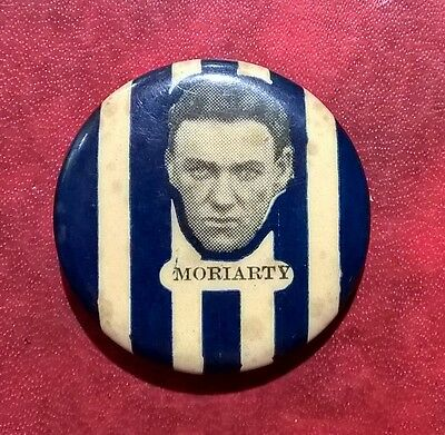 SANFL South Adelaide Football Club Dan Moriarty Badge 1920s #54