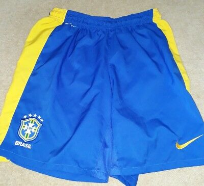 Brazil - Football Shorts - Nike - Please Read Description
