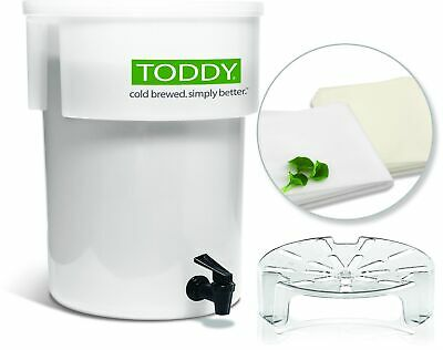 Toddy Commercial Cold Brew System Coffee Maker With Lift