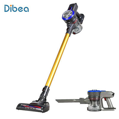 Dibea D18 2-in1 Lightweight Handheld Stick Vacuum Cleaner Cordless Vac Bagless