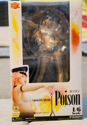 Authentic Capcom Girl Collection - Poison 1/6 Scale from Yamato Toys with Box