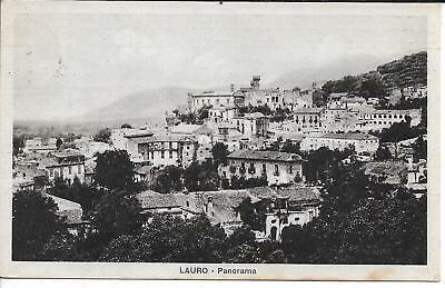 CARTOLINA LAURO PANORAMA Vg 1962 A#1