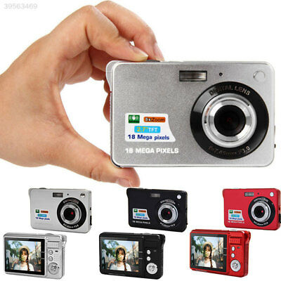 Self Timer Support SD Card Digital Video 18 Million Pixels Photography