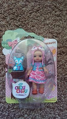 Zapf - Mini Chou Chou Foxy Beauty * Neu + Ovp*