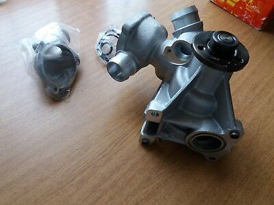 Water pump, for MERCEDES-BENZ 300SE, 300SL, W201 - 190E 2.6  (330339)( PA 618 )