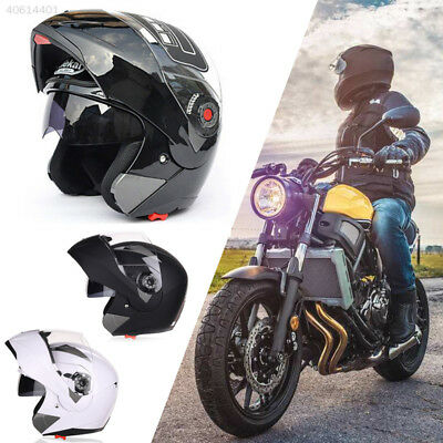 Racing Crashworthy Motorcycle Helmet Riding Full Face Cycling Modular Flip Up