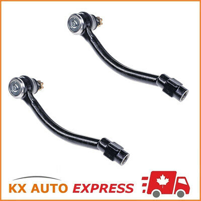 2X FRONT OUTER Tie Rod End Kit for Hyundai Elantra Veloster Kia Soul