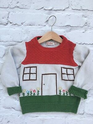 *CATH KIDSTON* House Knitted Jumper Top (1-2 Years)