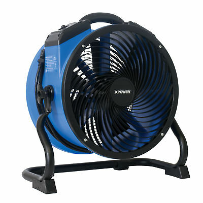 "XPOWER 2100 CFM Multipurpose 14"" Diameter Pro Air Circulator  1 EA"