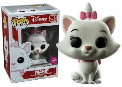 Funko POP ! Marie Flocked Aristocats  #294 - Disney - Limited edition