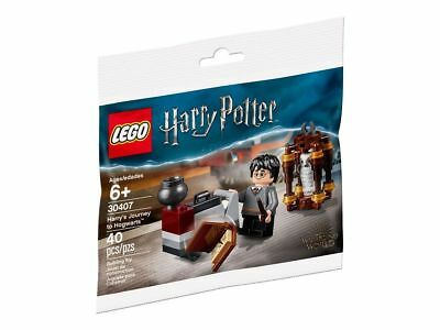 LEGO® Harry Potter 30407 Polybag - Harry's Journey to Hogwarts RARITÄT NEU / OVP