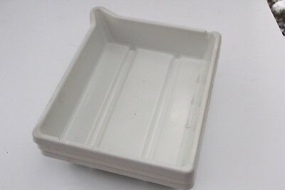 Paterson Developing Tray Set Of Three 6 1/2 X 8 1/2 Inches