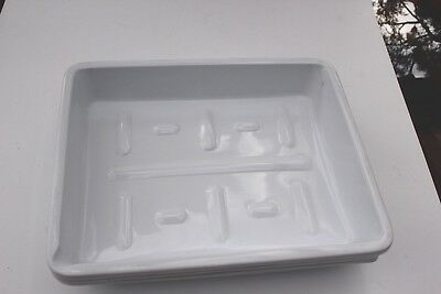 Set Of Three 8X10 Developing Trays