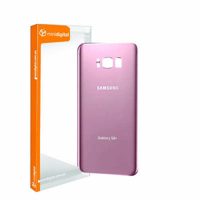 for Samsung Galaxy S8 Plus Back Battery Cover in Pink