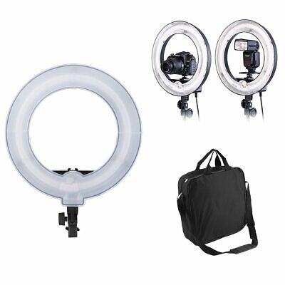14 Inch Ring Photographic Light Compact 400W 5500K Flash Fluorescent Lamp