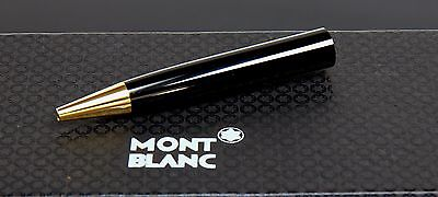 MontBlanc  Classique Ballpoint 164G Lower Barrel with Gold Tip & Spring! MINT!