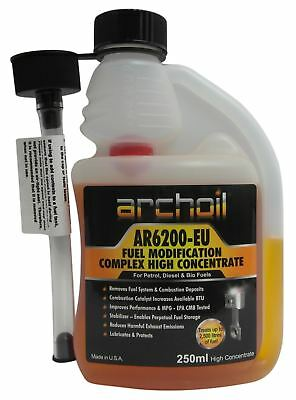 Archoil AR6200 Pro Fuel Conditioner & Cleaner - 250ml