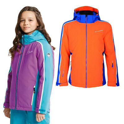 f97a5a808 DARE2B BEGUILE KIDS Waterproof Breathable Ared VO2 10000 Ski Jacket ...