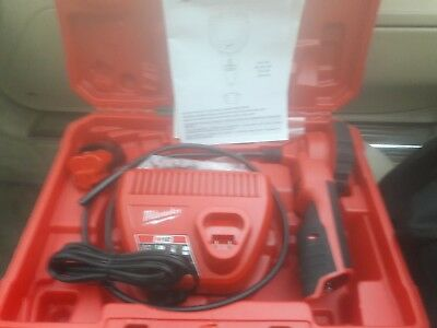 Milwaukee 2313-21 M12 M-SPECTOR 360 Rotating Inspection Scope Kit **NEW**