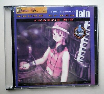 Serial Experiments Lain Sound Track Cyberia Mix Cd