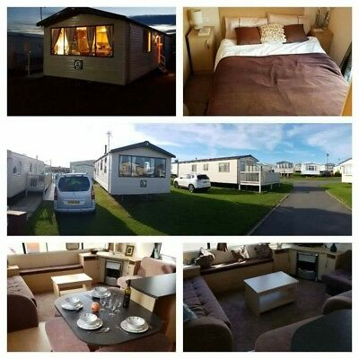 Static Caravan Holiday, 8 berth haven holiday blue dolphin filey North York's