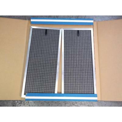 """Dust Fighter 925-0338-036 10"""" X 22"""" X 1"""" Dust Fighter Filter (2 Per Pack)"""