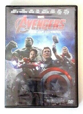 Avengers. Age of Ultron - Marvel - DVD Nuovo