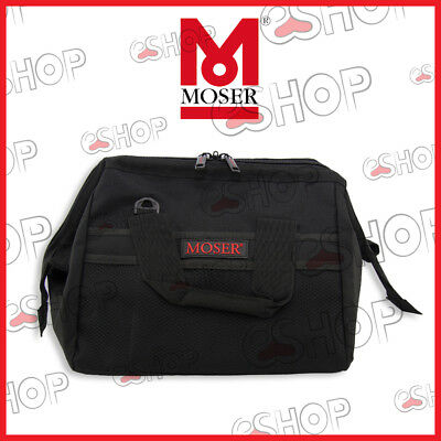Moser Kit Bag Nera