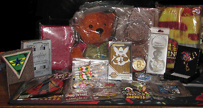 Firefly Loot Crate Items Lot: Pins, Flask, Journals and more