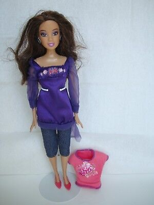 Barbie Doll Sugababes Amelle In Good Played With Condition