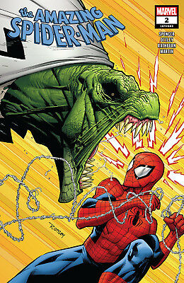 Amazing Spider-Man #2 (2018) / US-Comic Bagged & Boarded  / 1st Print