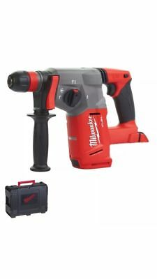 Tassellatore Milwaukee M18Chx-Ox Sds Plus Brusshless Fuel Solo Corpo 18V Litio