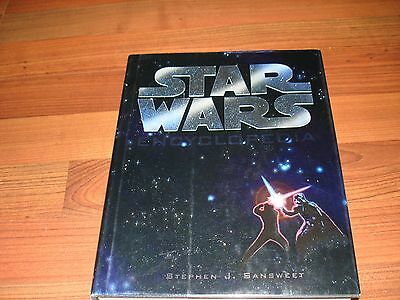 Star Wars Encyclopedia by Stephen Sansweet Great Condition