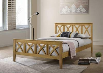 New Harmony Beds Richmond Wooden Bed Frame - Free Delivery