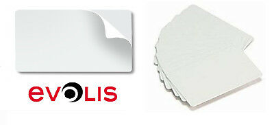 Evolis Card Printer / Badge Printer Adhessive Cleaning Cards x 50