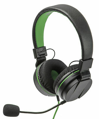 Snakebyte Head Set X - On-Ear-Stereo-Headset für PS4, PC, Xbox One, Laptop