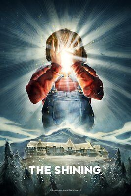 Y-418 The Shining Stanley Kubrick Movie 27x40 24x36 Hot Poster