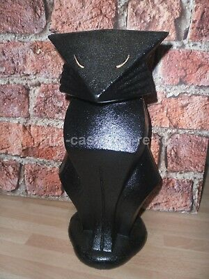 Cast Iron Art Deco Cat