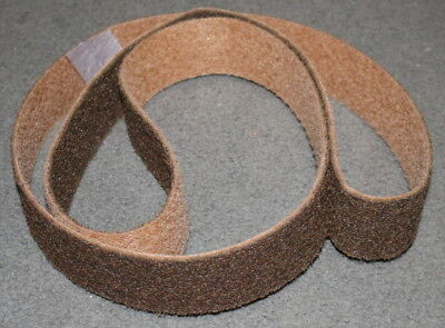 "2""x 72"" Surface Conditioning Belt  Coarse Grade  Brown (1 belt)"