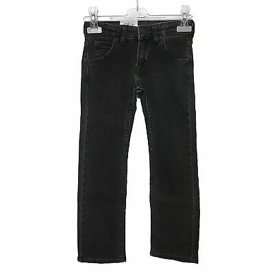 Jeans Bambino Nero Lee L141HFOH