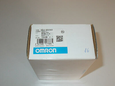 OMRON S8JX-05024CD Power Supply Unit 24v DC 50w New in Box