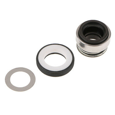 Oil Water Pump Rubber Seal Lubrication Mechanical Shaft Seal 14mm Inner Dia.