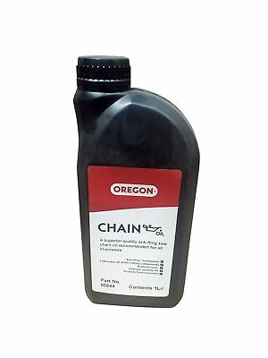 OREGON 1 Litre chainsaw chain oil