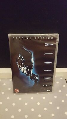 Aliens DVD Special Edition (DVD, 2000) Brand New & Sealed FREE 1st class post