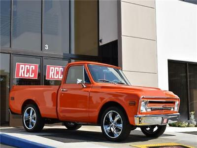 1968 Chevrolet C-10 -- 1968 Chevrolet C10  560 Miles Orange   Automatic